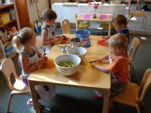 Montessori Open House